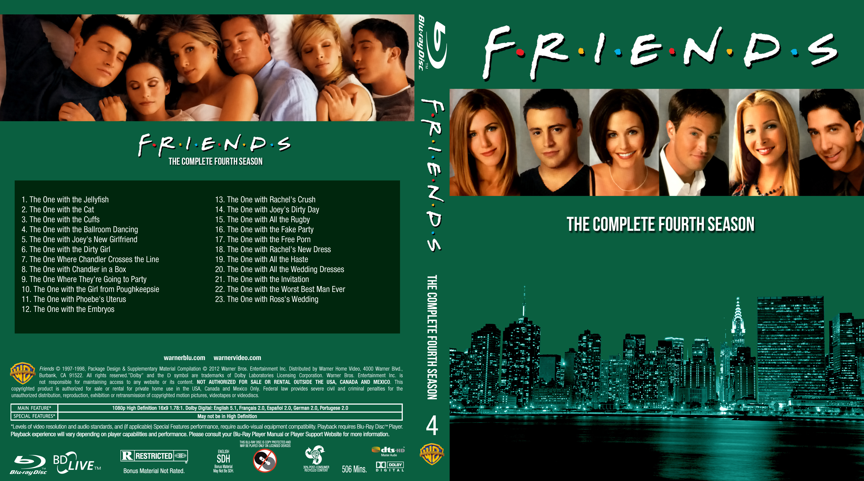 Friends 720 bluray Season