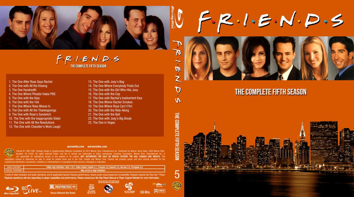 Friends season 2 720p