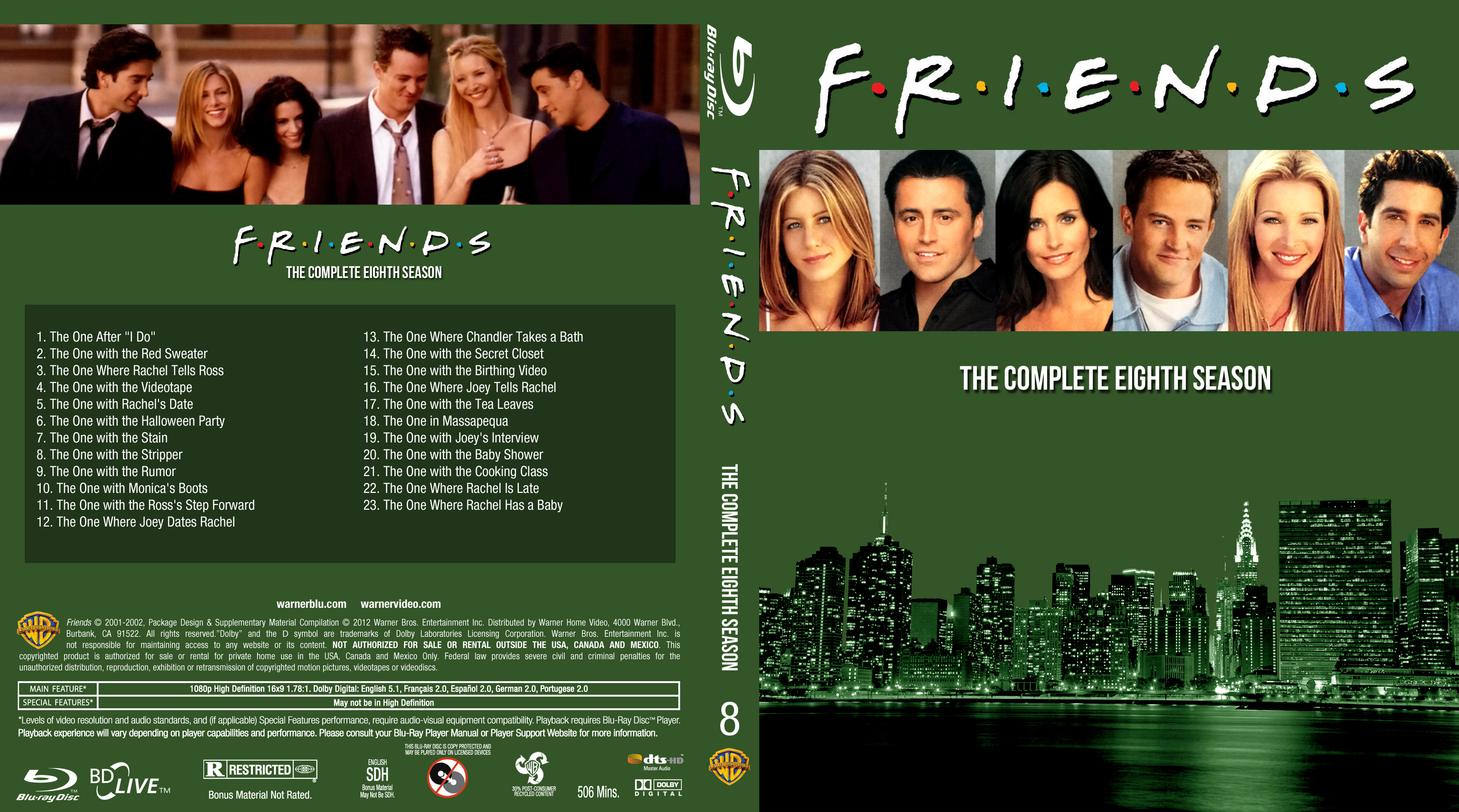 Friends Dvd Complete Series 1 10 – HD Wallpapers
