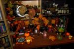 Celtic Wicca - Mabon 2015 Altar by Morsoth