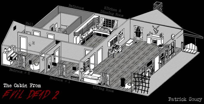 The Evil Dead 2 Cabin