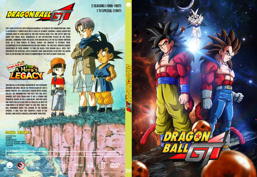DVD - Dragon Ball GT Collection