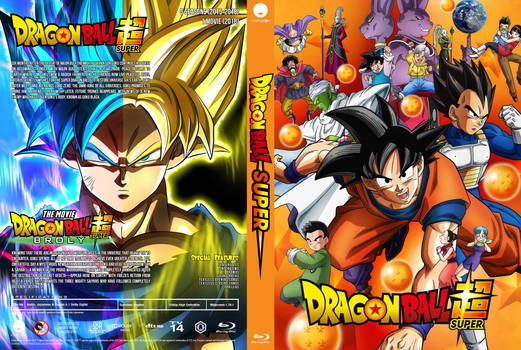 Blu-ray - Dragon Ball Super Collection (DVD Case)
