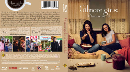 Blu-ray - Gilmore Girls - A Year in the Life