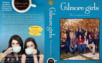 Blu-ray - Gilmore Girls - The Complete Series