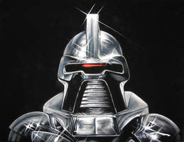 Classic Cylon by BruceWhite