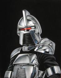 Cylon Centurion by BruceWhite