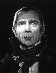 The Count by BruceWhite