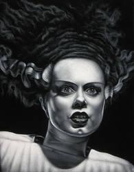 Bride of Frankenstein by BruceWhite