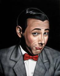 Pee Wee Herman by BruceWhite