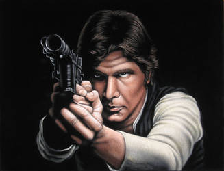 Han Solo by BruceWhite