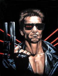 The Terminator by BruceWhite