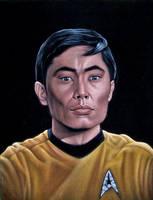Lt Hikaru Sulu by BruceWhite