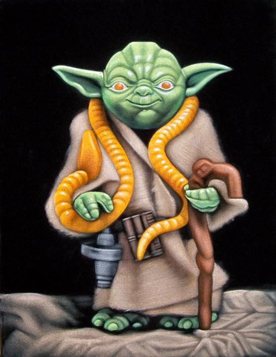 Kenner Yoda