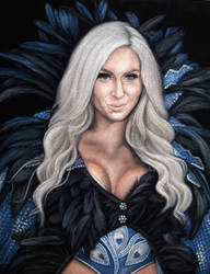 Charlotte Flair by BruceWhite