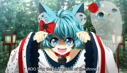 Mako [x-Cute-Kitty-x Contest] by DrC-Art-Theater