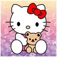 Hello Kitty Vector by Xeylen