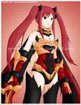 Flame Empress - Erza