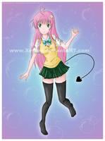 Deviluke Princess Lala by Xeylen