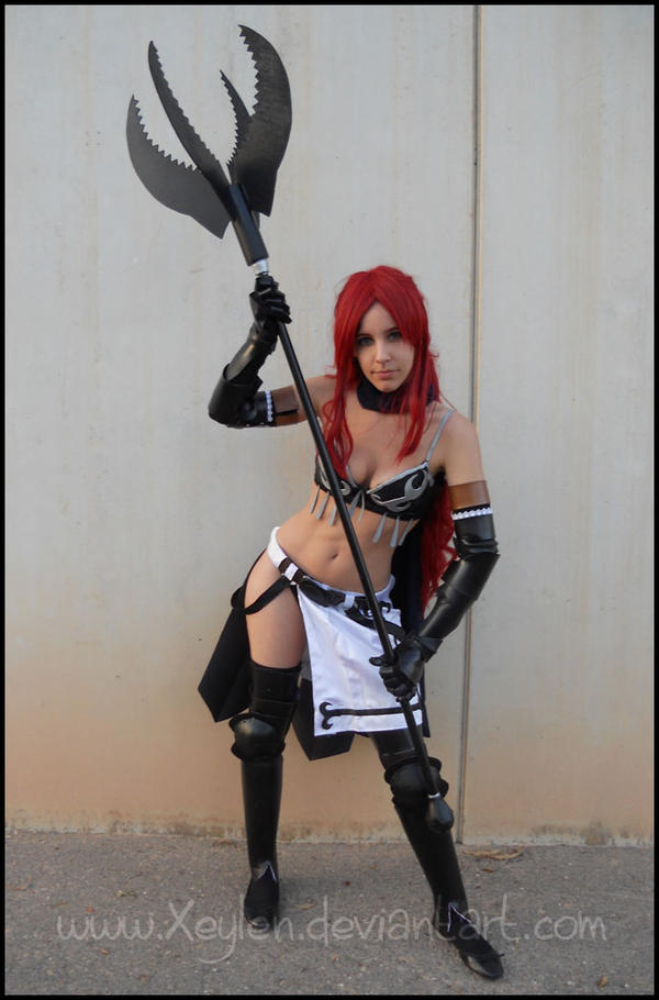 Erza Knightwalker Cosplay by Xeylen
