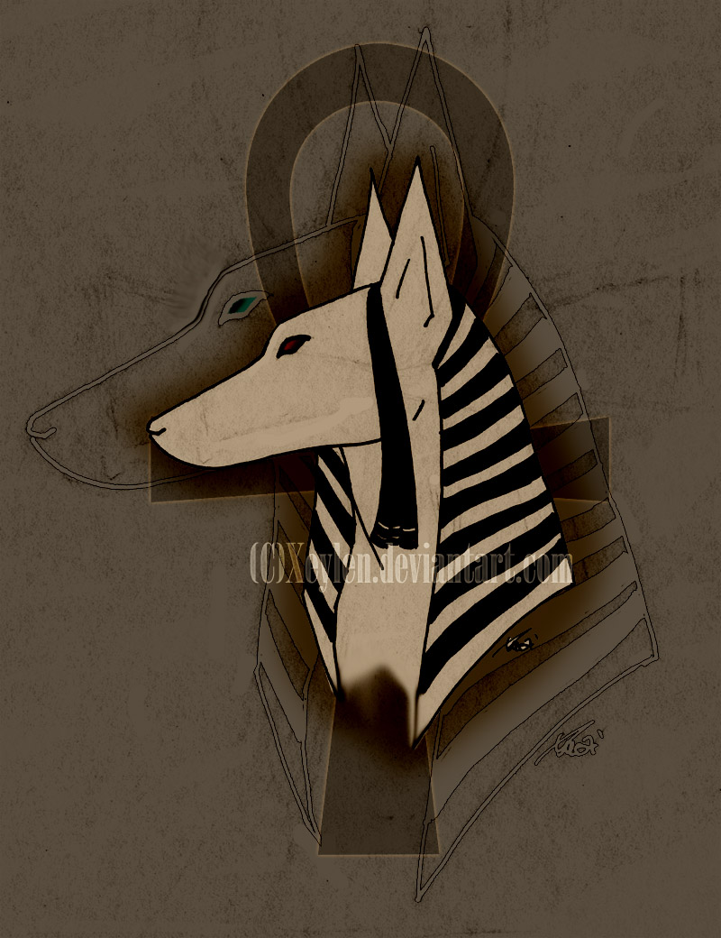 the head of anubis Anubis is one of the most prominent and mystical gods of ancient egypt he was known since the earliest periods in the history of the civilization that was based near the nile river.