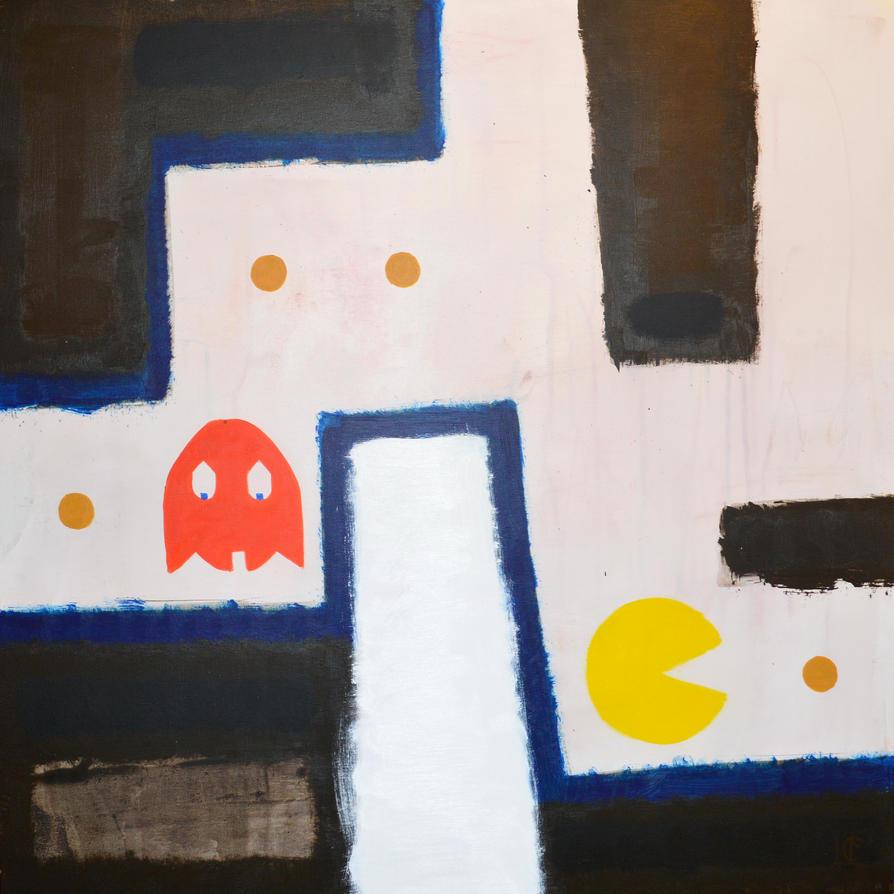 Pacman by Acrymat