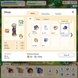 Interface - Shop items by Mangust-art