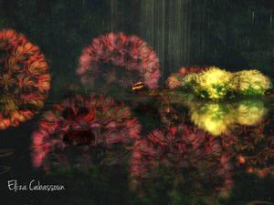Hydrangeas In Second Life