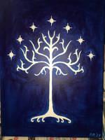Gondor sigil by Artfoundry