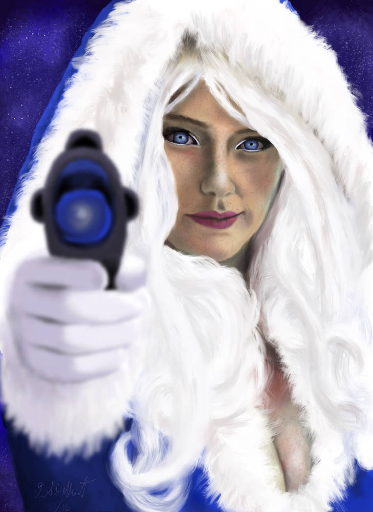 Vegas PG as Captain Cold
