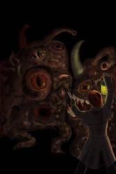 Shoggoths in the Darkness