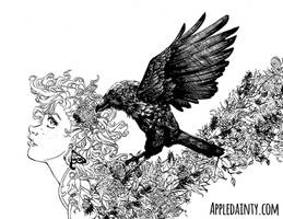 Keyleth and the Raven