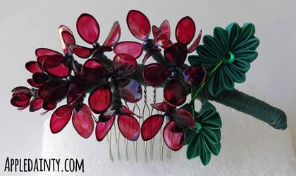 Dark Lilac Comb