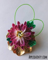 Little Water Lily Brooch
