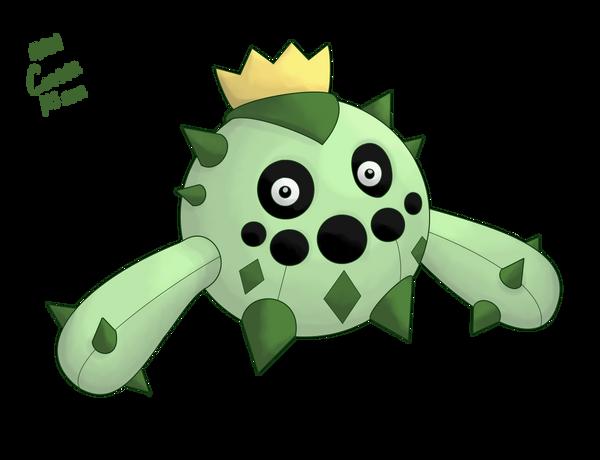 Cacnea Images | Pokemon Images