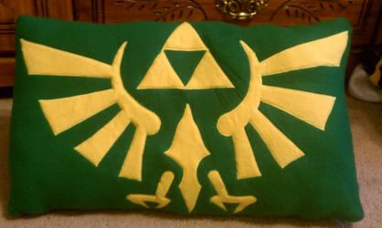 Legend of Zelda Pillow #2