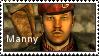 Manny Vargas stamp by droidmobil