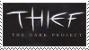 Thief: the dark project stamp by droidmobil