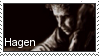 Hagen stamp by droidmobil