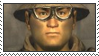 Private Crenshaw stamp by droidmobil