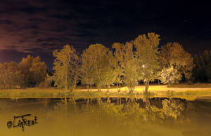 French HDR river - La charente en HDR by Loplasticien