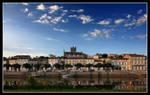 Saint-Savinien sur Charente - French village
