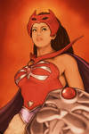 Masters of the Universe - Catra