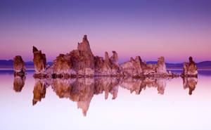 Mono Lake Sunset VI by gursesl
