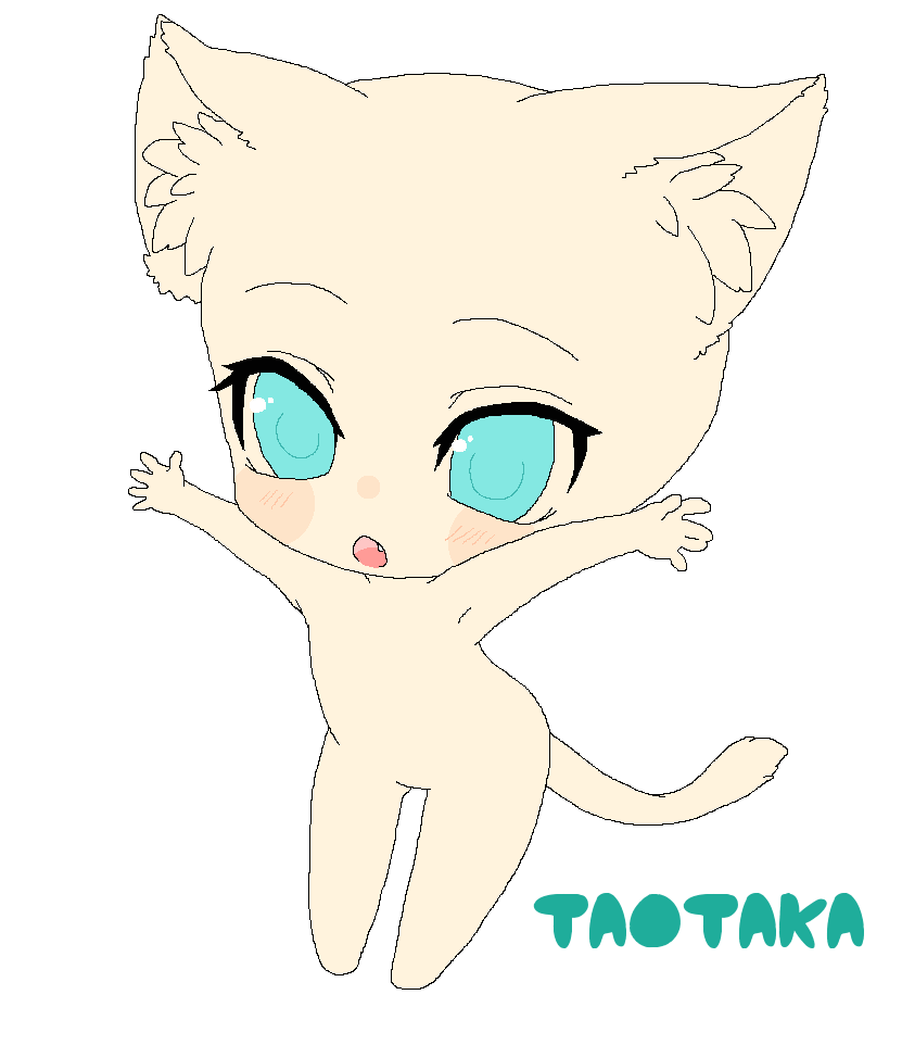 The gallery for --> Neko Chibi Base