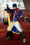 Ike Cosplay from Connecticon