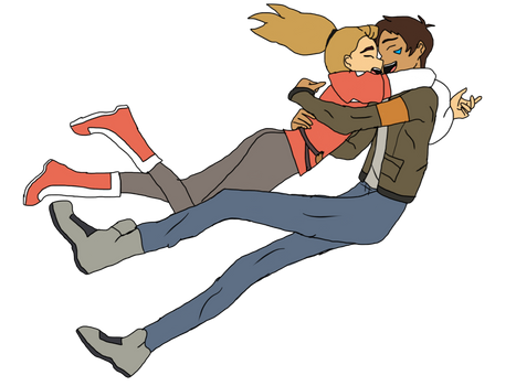 Adora and Lance png