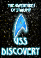 The Adventures of Starship USS Discovery (cover)