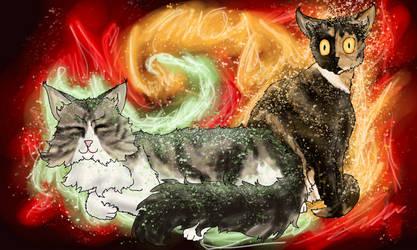 The Spirit Lions