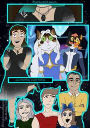 Voltron: Next Gen comic (page 3)